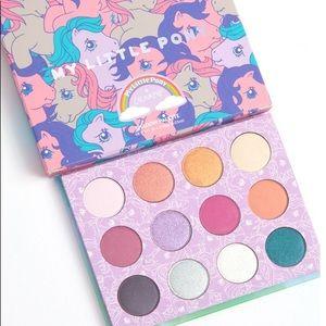 ColourPop My Little Pony Pallette